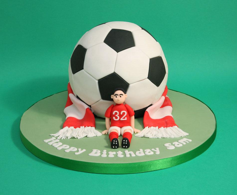 Tom Birthday Cake